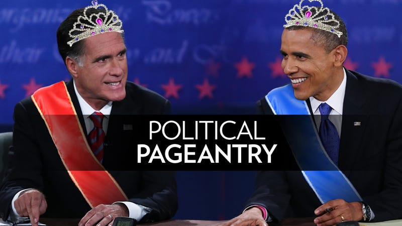 Horses & Bayonets & World Peace: The Final Debate's Most Pageant-y Moments
