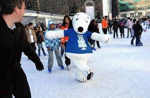 Snoopy On Ice: Joe Cool