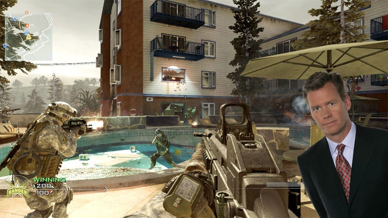 Shooting 15-Year-Old Modern Warfare Players is Fine, Just Don't Sleep With Them