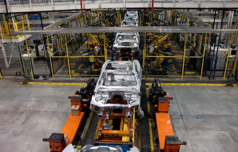 Ultimate Factories Camaro Gallery