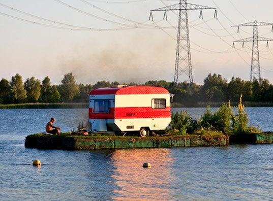 Floating Campgrounds for Your Waterworld Vacation