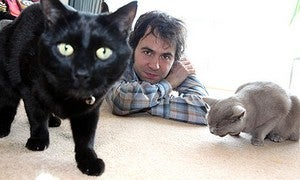 Cat Man Says Cat Lovers Are Better People