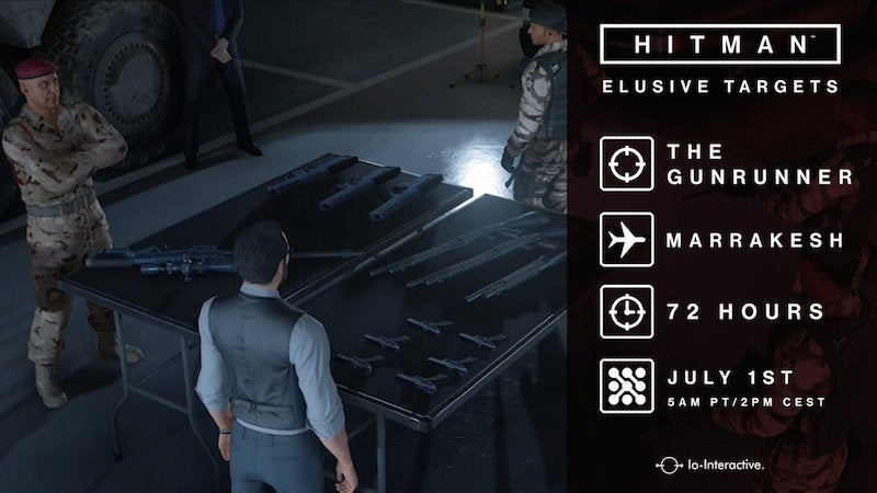 In Hitman, It Pays To Plan Out A Kill