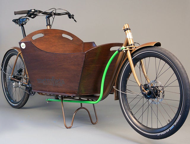 Why You Should Be On A Cargo Bike