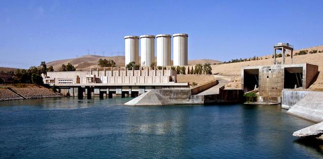 ISIS Reportedly Captured Iraq's Biggest Dam