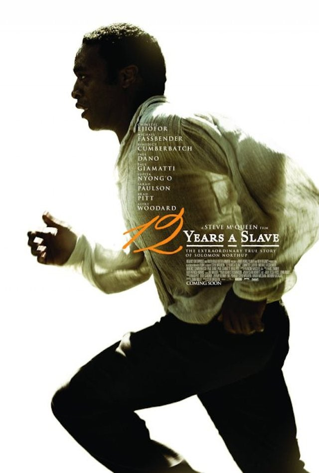 Italy Advertises Hot New Brad Pitt Movie, 12 Years a Slave