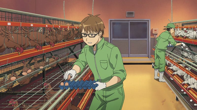 Silver Spoon is an Anime with Real Heart