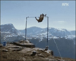 Two GIFs
