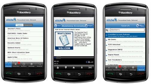 The Month in BlackBerry Apps: Slacker Stitchers Make Robot Schedules