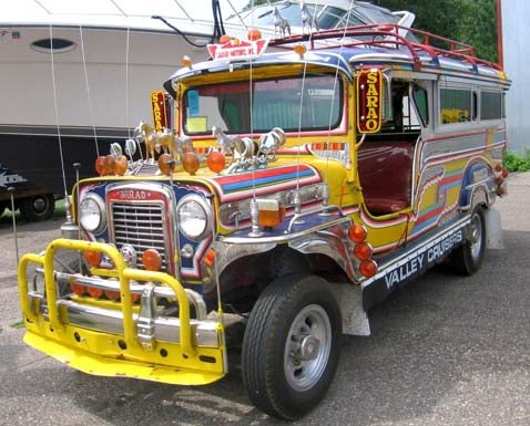 Jeepney Alert On eBay!