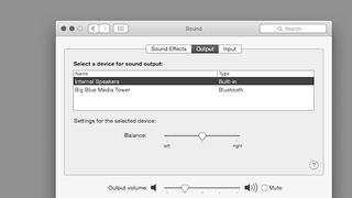 Adjust the Volume Based on Output Device in OS X