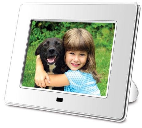 ViewSonic Digital Photo Frames Show Off Your Digital Snaps