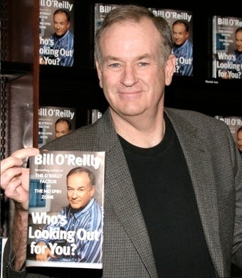 Young Bill O'Reilly Was an Expert In Porn