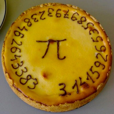 Happy Pi Day, Math Nerds!