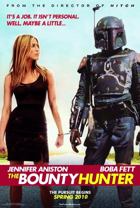 Now This Is A Jennifer Anniston Movie I Can Support