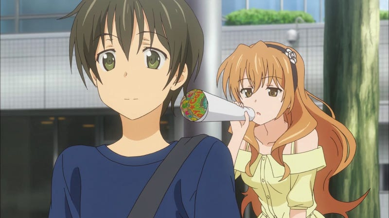 Ani-TAY: Golden Time Review and Discussion