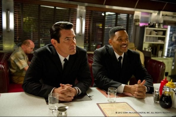 Men in Black III Promo Pics