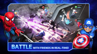 Now There's A Mighty Marvel Mobile Multiplayer Brawler