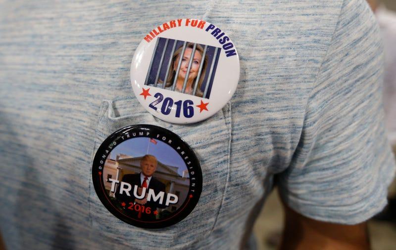Donald Trump Hoping You Hadn't Heard About Benghazi or Monica Lewinsky