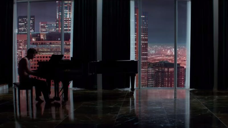 Christian Grey's Apartment Building Is Now a Tourist Attraction