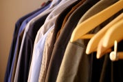 Avoid Over-Wearing Clothes with a Left-to-Right Closet