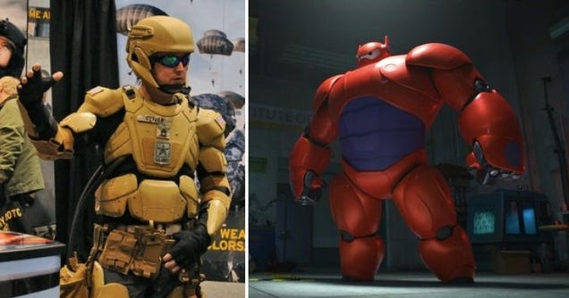 8 Real-Life Robots That Inspired Big Hero 6