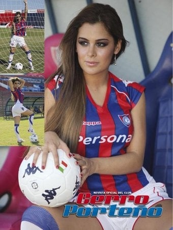 Extremely In-Depth Profiles In Courage: Larissa Riquelme (A.K.A. Paraguay Girl) (NSFW)