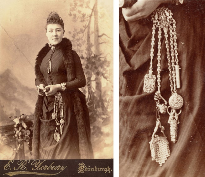 Before the Swiss Army Knife, Victorian women wore ornate multitools