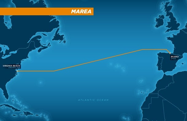 Facebook and Microsoft Will Run the Most Badass Undersea Cable in History