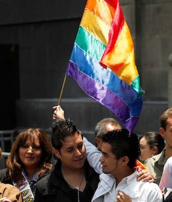 Mexico Shows Us How to Do This Gay Marriage Stuff