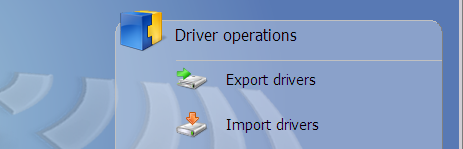 Export Hardware Drivers with DriverMax