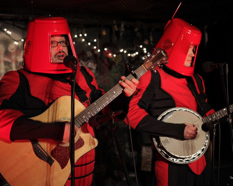"""This """"alien bluegrass band"""" movie is seriously delightful"""