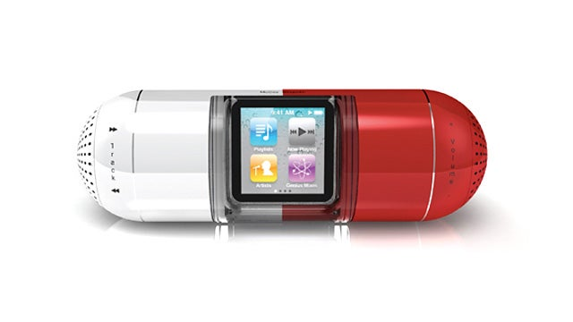 The iPod Nano Pill Speaker: Good for What Ails You