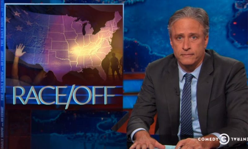 Here's the Daily Show Segment on Ferguson You've Been Waiting For