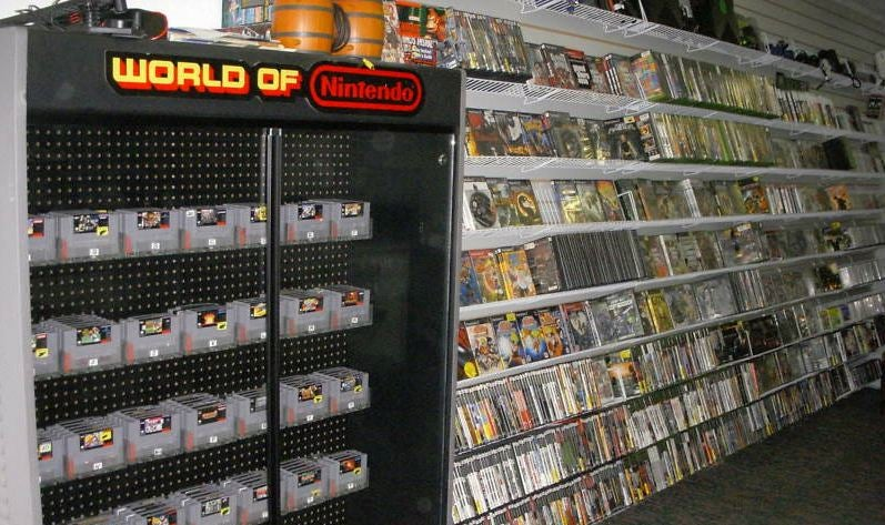 Video Game Store For Sale On eBay