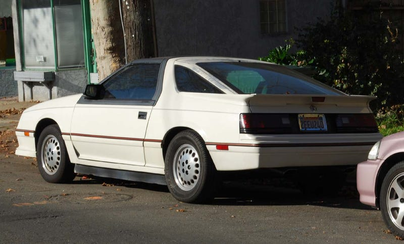 1986 Dodge Daytona Turbo Z