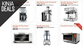 Upgrade Your Kitchen with Today's Best Deals