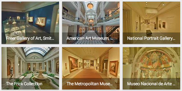 Explore the World's Best Museums Without Leaving Your Living Room