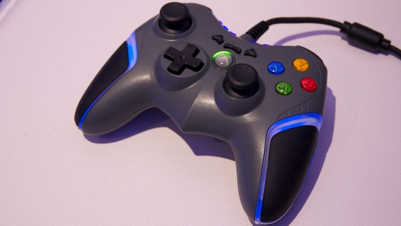 These Batman: Arkham City Controllers Won't Decapitate Anybody