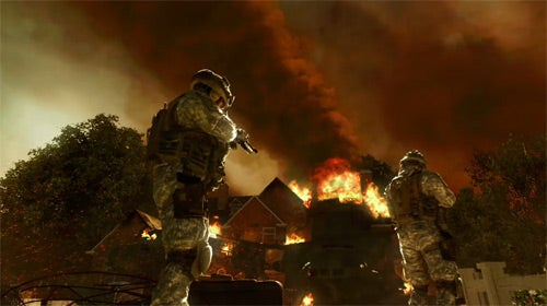 New Modern Warfare 2 Trailer: Spoilers, Space & Slim Shady