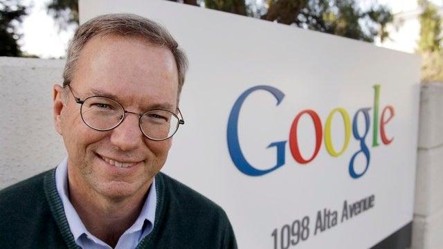 Google CEO Seeks Book Deal
