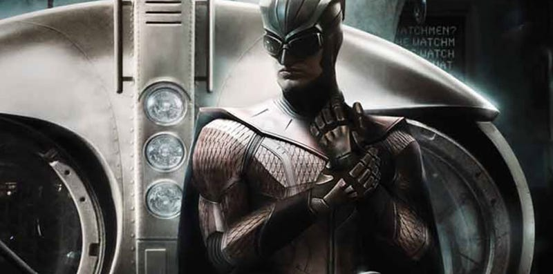 """What's With Characters With """"II"""" After Their Names, Like Nite Owl II And Silk Spectre II?"""