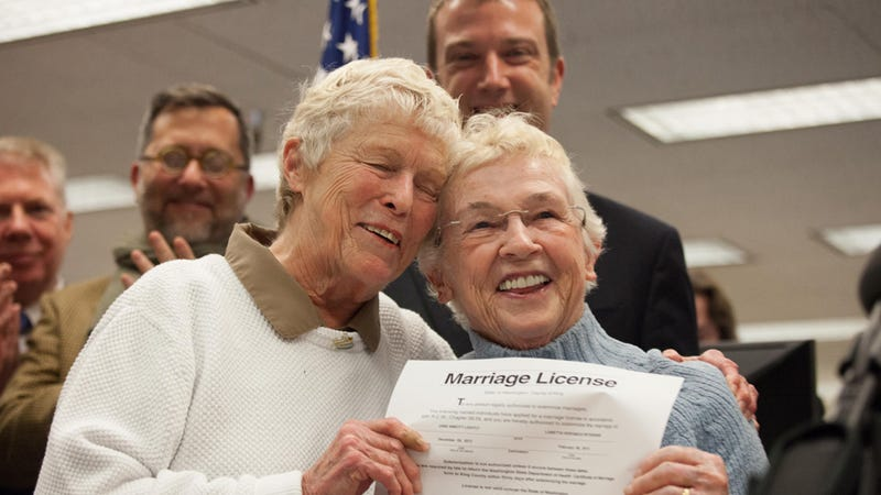 Dozens of Republicans Sign Brief in Support of Gay Marriage