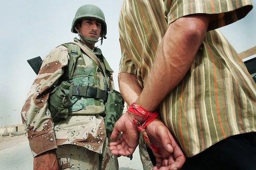 Wikileaks' Iraq War Logs: U.S. Ignored Iraqi Torture