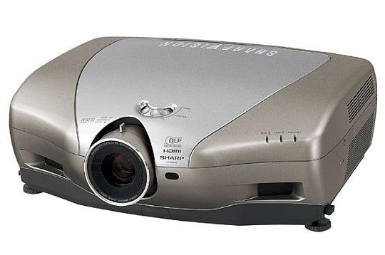 Sharp XV-Z21000 1080p DLP Projector: Big Rez, Not Cheap