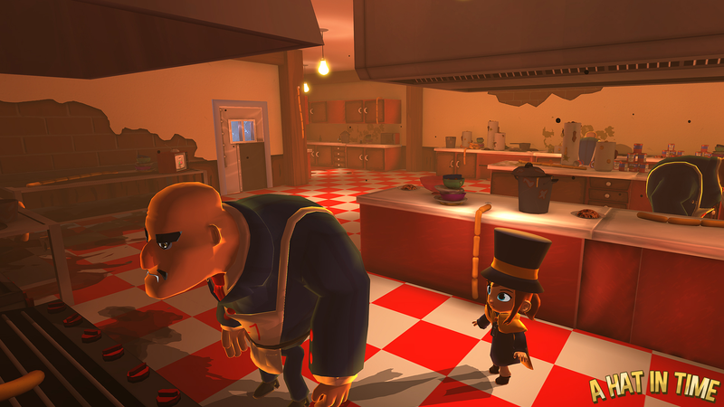 Interview with Art Director of 3D Collect-a-Thon Platformer, A Hat in Time