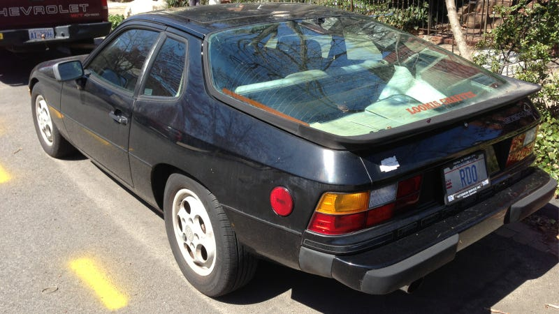 This Porsche 924S Is A Porsche For The Rest Of Us