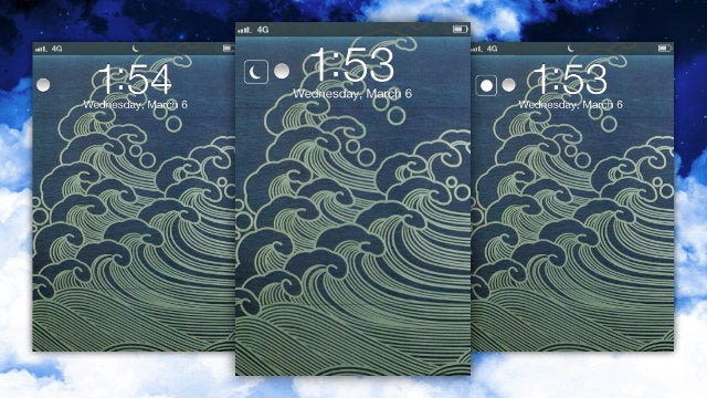 Flusterless Adds a Do Not Disturb Toggle to Your Lockscreen