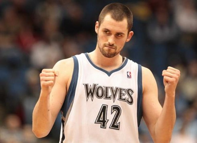Kevin Love Doesn't Really Have A Good Answer For Why He Hasn't Signed An Extension With Minnesota