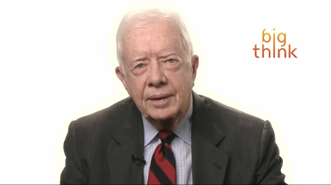 Jimmy Carter Thinks America Is Ready for a Gay President